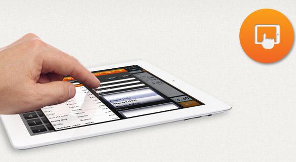 cassa fiscale iPad gestione facile