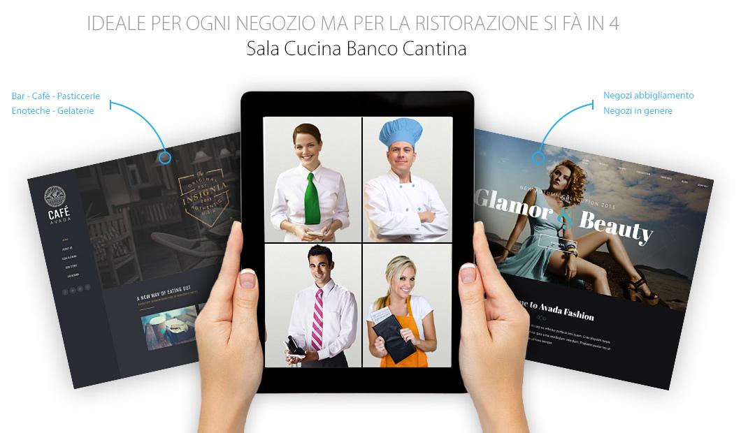 cassa fiscale iPad gestionale ristoranti ipad