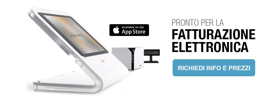 cassa fiscale iPad completa