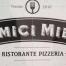 Amici Miei Logo Orologio Chiama Cameriere