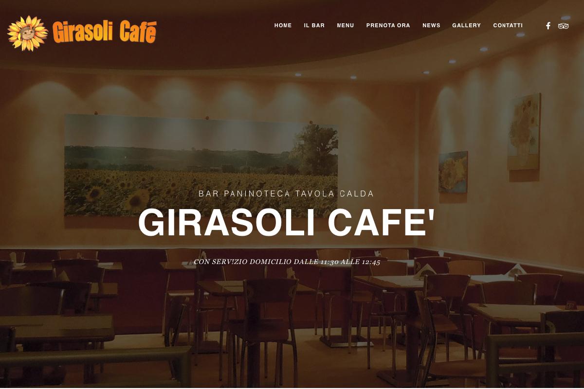 girasoli cafe hpro ristorante