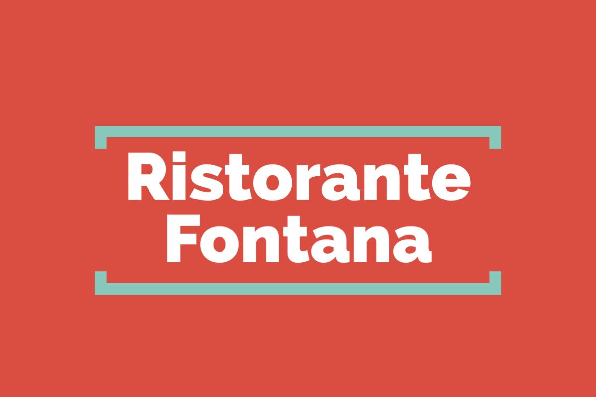 Ristorante Fontana