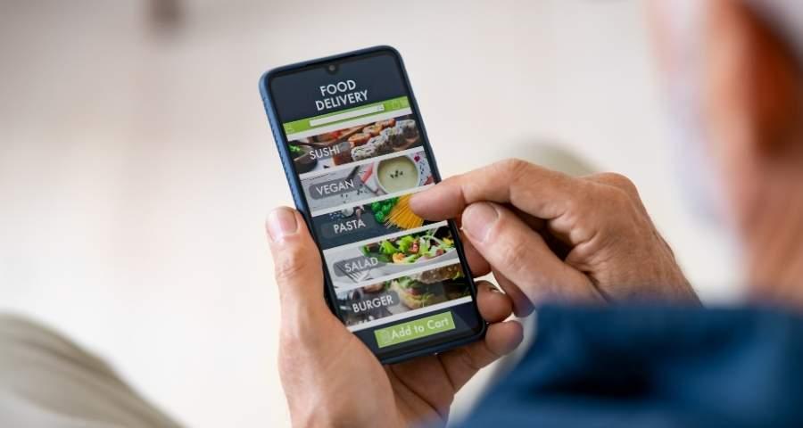 gestire asporto e delivery-app