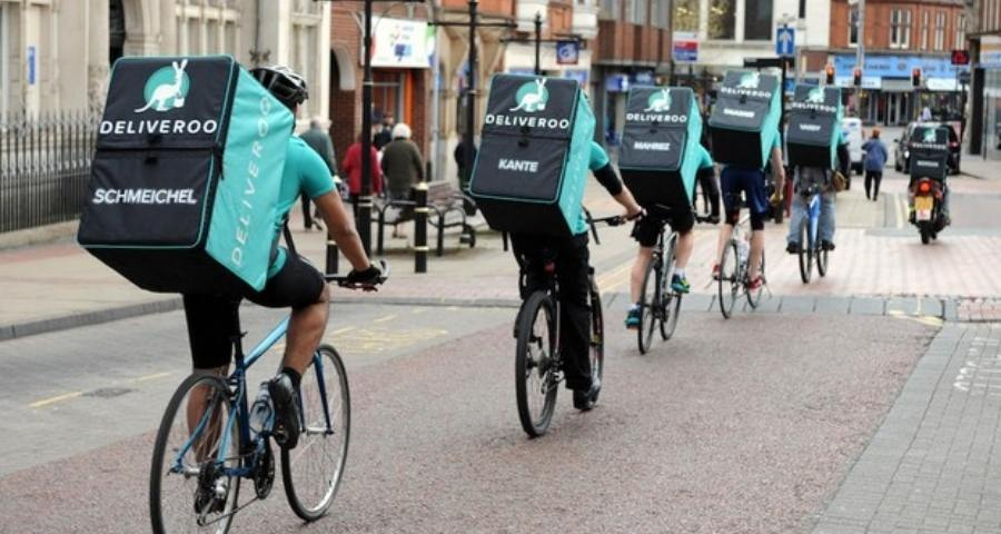 gestire asporto e delivery-riders
